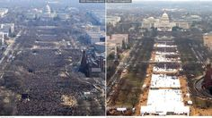 The Trump White House Is Focusing on the Real Issues, Like How No One Attended His Inauguration