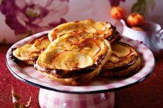 Apfel-Blätterteig-Plunder Rezept