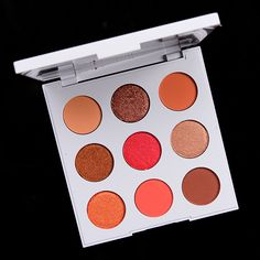 ColourPop Sol Eyeshadow Palette Review & Swatches  ||  Colour Pop Sol 9-Pan Eyeshadow Palette ($12.00 for 0.36 oz.) is the brand's newest release for summer that features nine vibrant, warm-toned hues across ma https://www.temptalia.com/colourpop-sol-eyeshadow-palette-review-swatches/