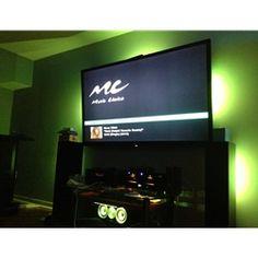 tv accent lighting. Media Highlighter System 9\ Tv Accent Lighting