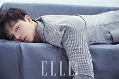 Yook Sung Jae - June Elle
