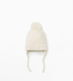 ZARA - KIDS - Moss knit hat