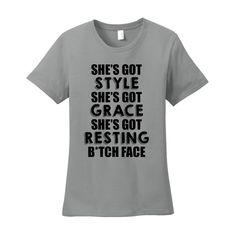 She's got Style T-shirt
