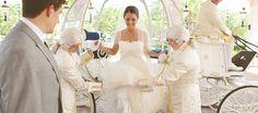 Sabia que a Disney Weddings também trabalha com assessoria de casamento? Viva um casamento de princesa do primeiro ao último detalhe!