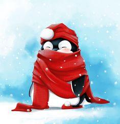 Brrr it's cold outside.