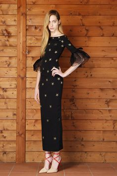 Alessandra Rich Spring 2014 Ready-to-Wear Fashion Show