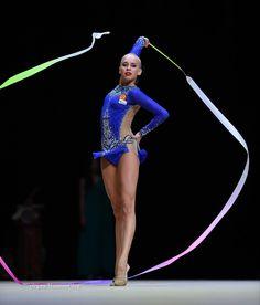 Yana Kudryavtseva (Russia), World Cup (Baku) 2016 Gymnastics Girls, Rhythmic Gymnastics, World Of Sports, Figure Skating, Sexy Body, Sports Women, World Cup, Olympics, Russia