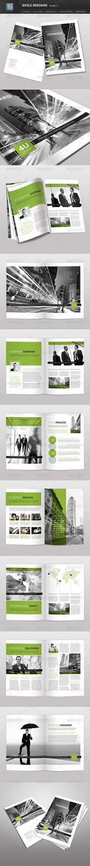 Print Templates - Bifold Brochure | Volume 13 | GraphicRiver
