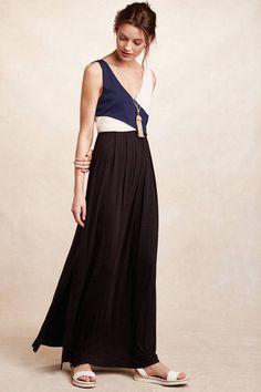 ★Anthropologie Elysian Maxi Dress Black, NWT, Size small, $60