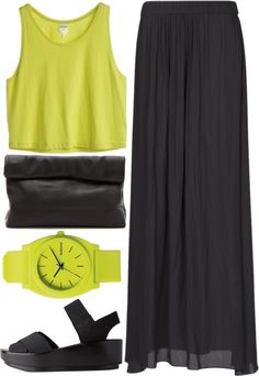 """""""Bright"""" by luxe-ocean ❤ liked on Polyvore"""