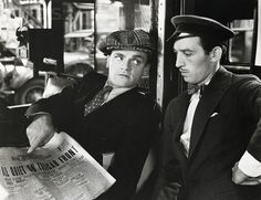 4.  Taxi! (1932, dir. Del Ruth)  Rating: B-  Finished: January 4, 2014