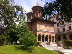 Ctitoria Saftei Brâncoveanu şi a căminarului Iordache Creţulescu // Calea Victoriei