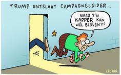 Cartoon van de dag - juni 2016 - De Standaard