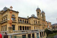 Real casino de San Sebastián Donosti