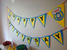 Thomas the Train Birthday Party Ideas   Photo 3 of 28   Catch My Party