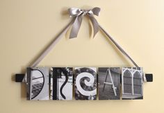 ideas to display alphabet photos Letter Photo Collage, Photo Letters, Letter Art, Framing Photography, Photography Projects, Art Photography, H Alphabet, Alphabet Photos, Photo Name Art