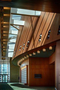 DAYLIGHTING.  Architects: tvsdesign Location: Nashville, TN USA. Associated Architects: Tuck-Hinton Architects, Moody-Nolan.