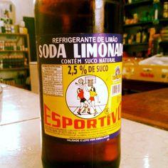 Refrigerante Esportivo sabor limão é campeão ! #refrigeranteesportivo #vinarmc 2.5%lime! :D #BrazilianSodasMostBraziliansHaveNeverHeardOf