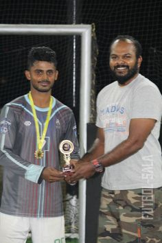 Best player of the tournament - Hemanth ( Team Wolf Pack ), Tournament, 224 players, 28 teams, 500 plus audience, 1 aim to win the trophy