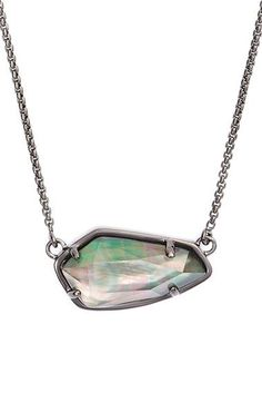 Kendra Scott 'Cami' Pendant Necklace available at #Nordstrom