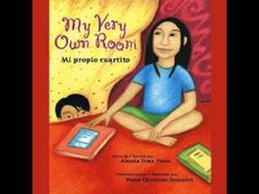 Audiobook: My Very Own Room/Mi Propio Cuartito  by Amada Irma Perez- Used for personal narrative intro.