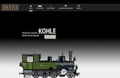 Die Projektgruppe «RHÆTIA» sammelt Spenden, um die Kosten von 940'000 Schweizer Franken für die Instandstellung der gleichnamigen, ersten und ältesten Lokomotive der Rhätischen Bahn zu decken. Die von Süsskind SGD in Chur entwickelte Gestaltung wurde von PATMUELLER.CH als Website technisch umgesetzt. Chur, Web Design, Bahn, Locomotive, Make A Donation, Website, Ceilings, Projects, Design Web