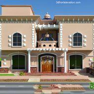 تصاميم واجهات منازل House Floor Design, Iron Gate Design, Architectural House Plans, Model House Plan, House Map, Family House Plans, Beautiful Places To Travel, Architecture Design, How To Plan