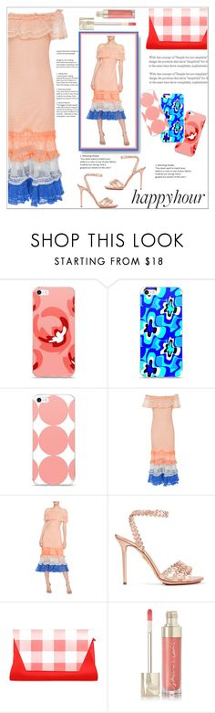 """""""Style"""" by atelier-briella ❤ liked on Polyvore featuring Jonathan Simkhai, Charlotte Olympia, Smith & Cult, chic, Elegant, iPhonecases and happyhour"""