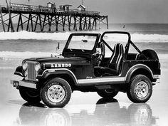 1984 Jeep CJ-7 Laredo
