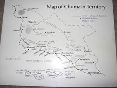Chumash Indians | The Chumash Indians Lived here in California