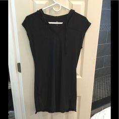 d8c0fb2fd07c5 Cool item: NWOT Athleta Hooded Beach Coverup Dress