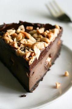 ♥chocolate cheesecake