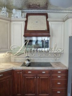 Lower cabinets and hood transformed with layered tinted waxes. #anniesloanunfolded, #artworksspokane This is what I ordered.