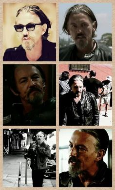 Tommy Flanagan -  Good lord he is one hot motherfucker! Damn!