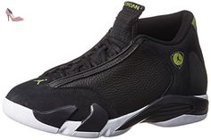 online store 54297 67505 Nike Air jordan 14 retro - Chaussures de basket-ball, Homme, Couleur Noir