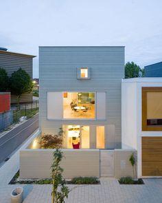 GAAGA, Stripe House, Leiden, Olanda 2012