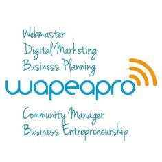 Síguenos en Instagram @wapeapro  #webmaster #CommunityManager #Business #Planning #Entrepreneur #Digital #Marketing #Mercadeo #Emprendimiento #Empresa #Planificacion Deseas asesoría online? Escríbenos al privado. Tú Asesor Virtual