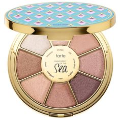 New at #Sephora- tarte Rainforest Of The Sea Highlighting Eyeshadow Palette Vol. III