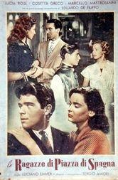 Le ragazze di Piazza di Spagna, Italia 1952, di Luciano Emmer