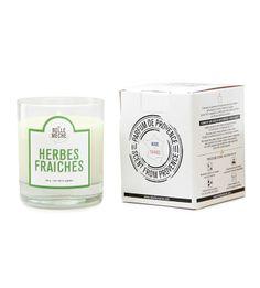 L'herbe fraichement coupée à la rosée du matin ! :) #New #Bougie #Bougies #Candle #Candles #labellemeche #herbesfraiches #herbes #perfume #parfum #bougiesparfumees #bougieparfumee
