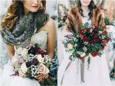 A winter bouquet is a special thing as it's often non-floral and can be created of rather unusual materials. For example, choose a sparkling bouquet of rhinestones, of Christmas ornaments, candy canes or of a giant sn...