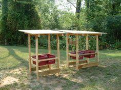 Building a trough feeder... - Georgia Outdoor News Forum