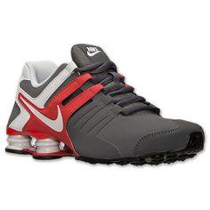 Men s Nike Shox Current Running Shoes - 633631 061  764cb8b47