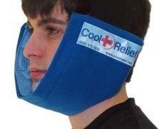 Jaw Ice Pack by Cool Relief by Cool Relief. $29.99. This one of a kind jaw ice wrap is the best on the market for recovery from facial surgery such as wisdom tooth extraction and jaw correction procedures.