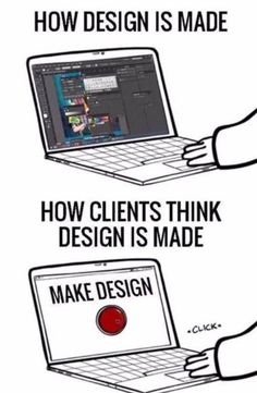 23 Memes That Graphic Designers Will Love - Funny Graphic Design Memes – 12 - Web Design, Make Design, Media Design, Graphic Design Quotes, Graphic Design Inspiration, Interior Design Jokes, Architecture Memes, Architecture Student, Landscape Architecture