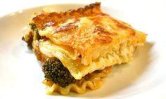 Leckeres vegetarische Lasagne-Rezept auf ISSGesund.at