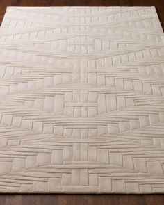 Neutral Trapeze Rug $349.00