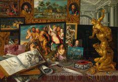 Art collection of Prince Ladislaus Vasa by Étienne de La Hire, 1626 (PD-art/old), Zamek Królewski w Warszawie (ZKW)