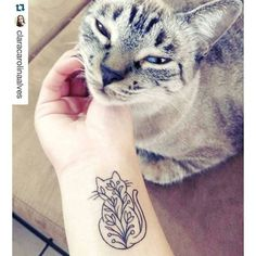 We could not find this page. - Simplicity made by – Cat lover Check out other works by Brandon! It rocks in waterco - Tatto Cat, Cat And Dog Tattoo, Raven Tattoo, Bee Tattoo, Body Art Tattoos, Print Tattoos, Small Tattoos, Sleeve Tattoos, Cool Tattoos