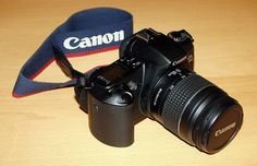 Canon Rebel G - now a 'vintage' film camera : )
